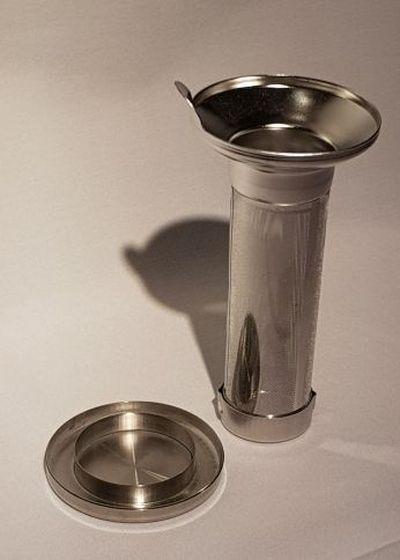 Universal Edelstahlfilter für die Thermoskanne
