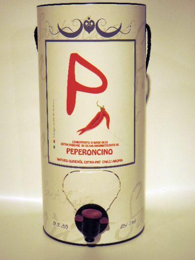 Peperoni Öl