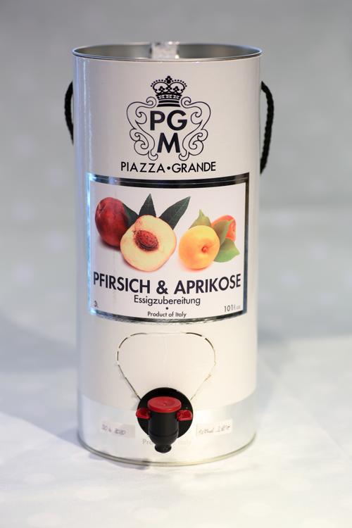 Pfirsich- Aprikose Essig