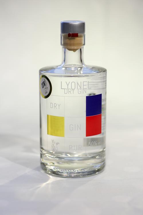 Lyonel Dry Gin Organic