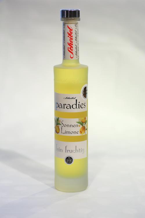 Scheibel Sonnen Limone