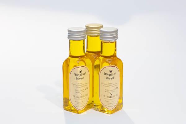 "Olivenöl ""Steinpilz"
