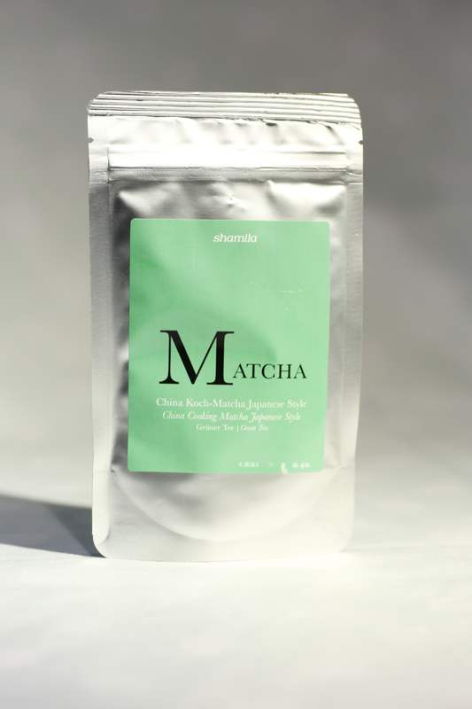 China Koch-Matcha