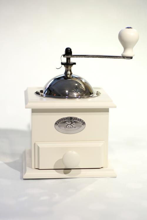 COTTAGE Kaffeemühle elfenbein