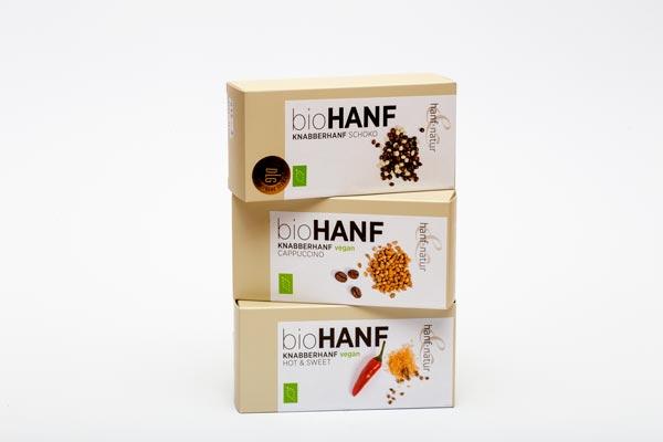 Trio Hanf Snack
